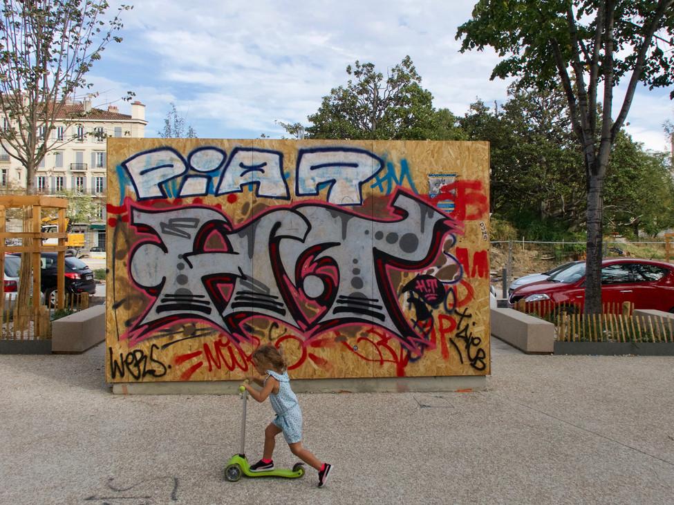 Marseille, 2019