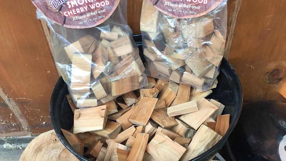 Dave's Smokin' Cherry Wood