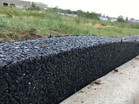 Sedi, Blox, AKB, Molded Rubber, Recycled Rubber Sock, Permeable Rubber, Perimeter Control