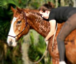 Simple Equine Teaching - Cru and Kat