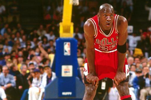 O Tüm Zamanların En İyisi; Michael Jordan