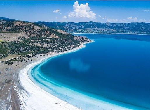 Muhteşem Doğa Harikası, Kıymet Bilmezliğin Başka Bir İspatı; Salda Gölü