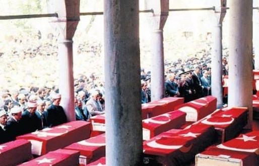 Modern Türk Silahlı Kuvvetleri Tarihinin En Trajik Olaylarından Biri: Pancarköy Şehitliği