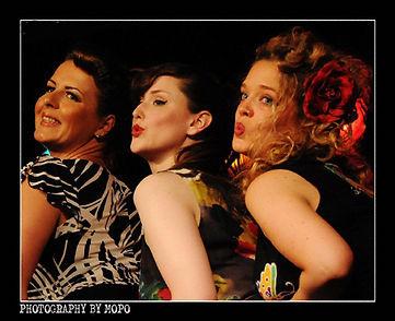 Circus Cabaret Roadshow Burlesque performers