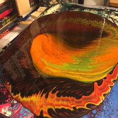 JOURNEY FROM THE CENTER OF THE POUR