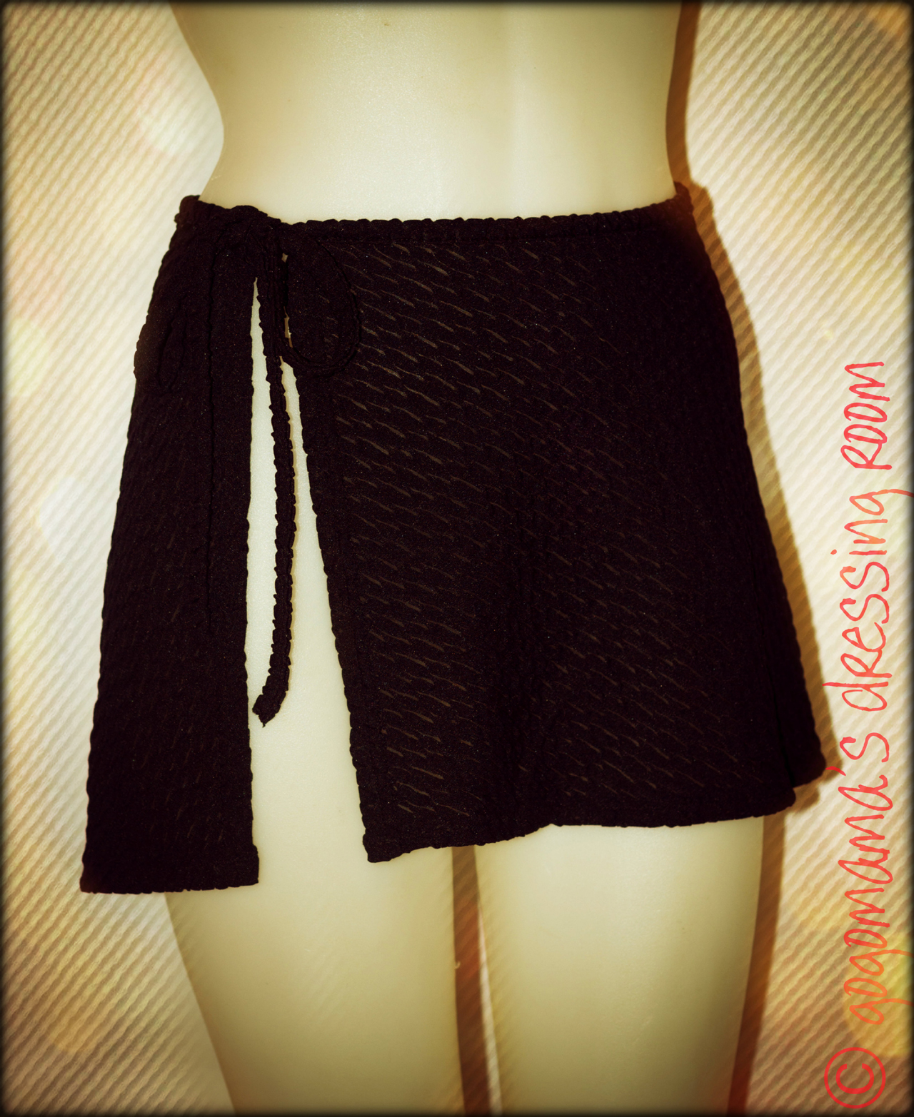 black-gogo-skirtX