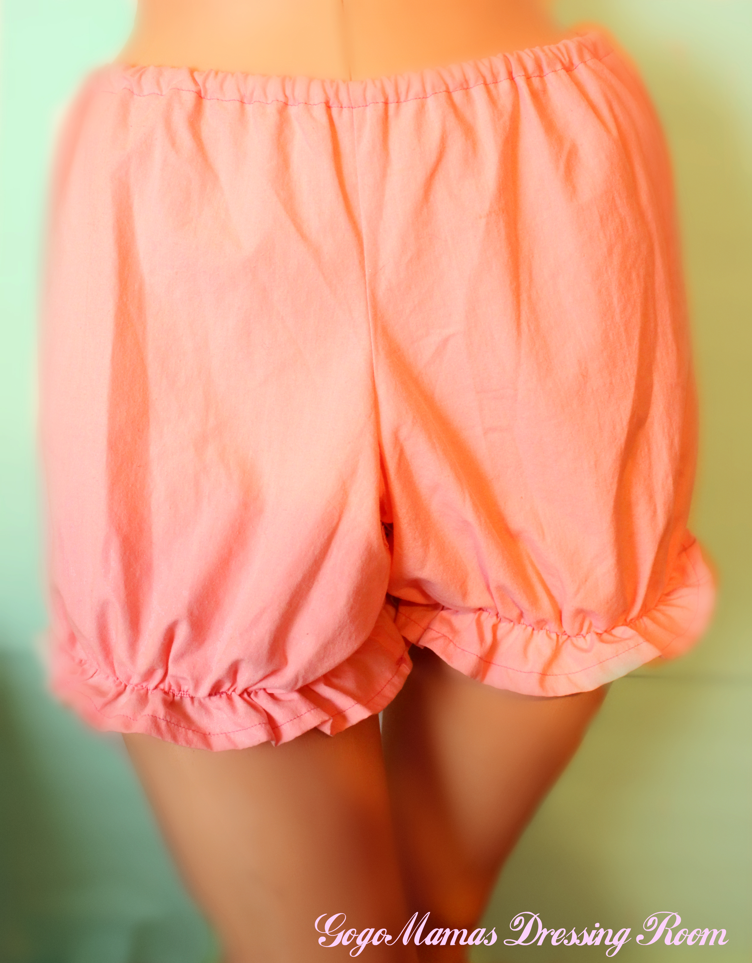 BLOOMERS PINK