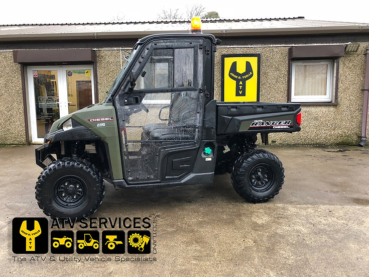 2016 Polaris Ranger 1000 Diesel