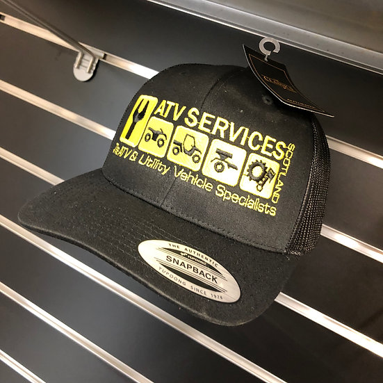 ATV Services Baseball Cap