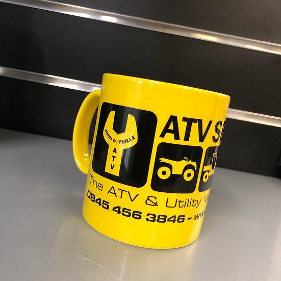 ATV Services Ceramic Mug