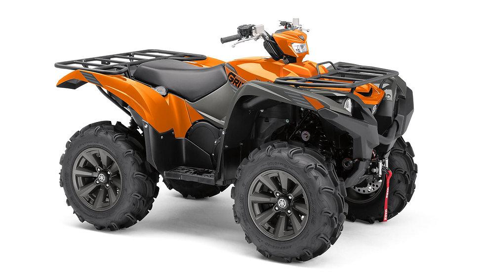 2021 Yamaha Grizzly 700 SE
