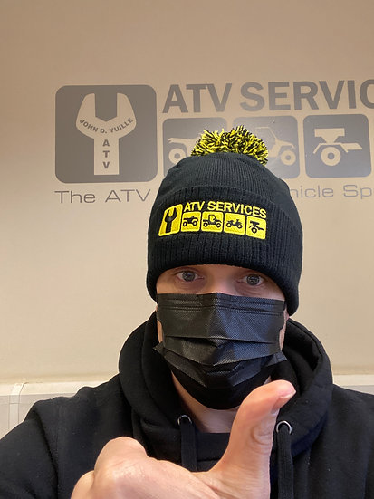 ATV Services Bobble Hat