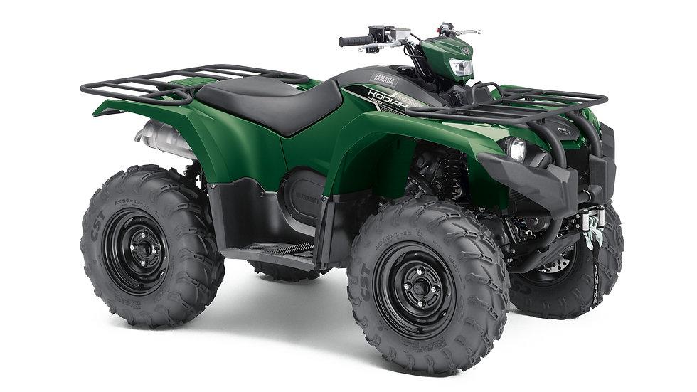 Yamaha Kodiak 450 4wd