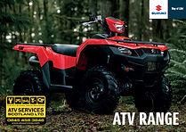 Suzuki 2019 ATV Brochure