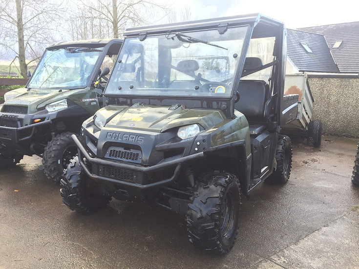 2014 Polaris Ranger 900 Diesel