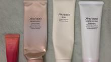 Shiseido + Mousses de limpeza.