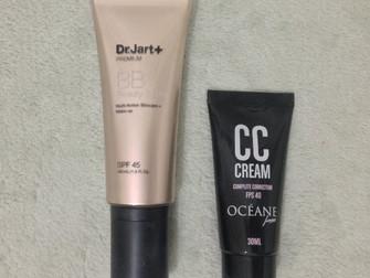 BB Cream e CC Cream.
