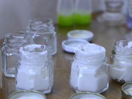 Receita: Manteiga nutritiva para a pele e cabelos