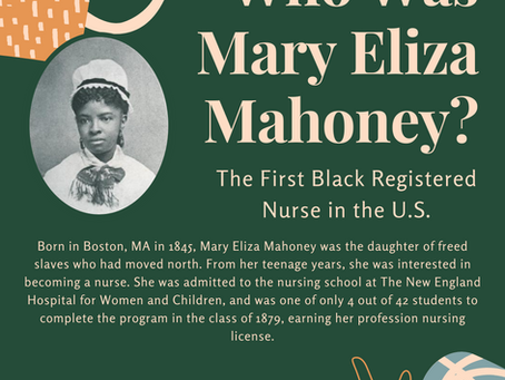 Who is STEM: Mary Eliza Mahoney