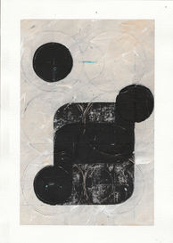 Confuguration II, 2021, 21cm x 28cm
