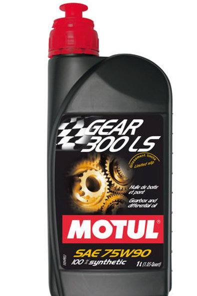 Motul Gear 300LS 75W90 1 Liter