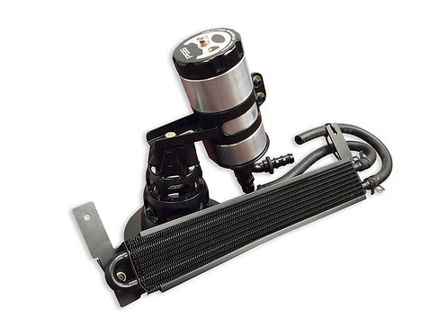 Power Steering cooler system