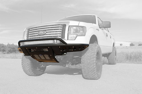 ADD Offroad 2009 - 2014 F-150 STEALTH FRONT BUMPER (with ecoboost panel)