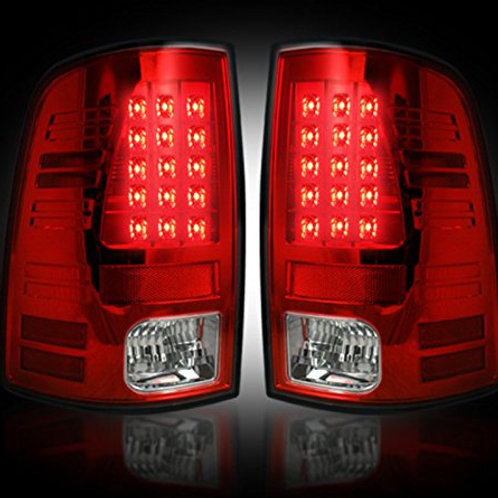 Recon GMC/CHEVY LED SMOKE tail Light