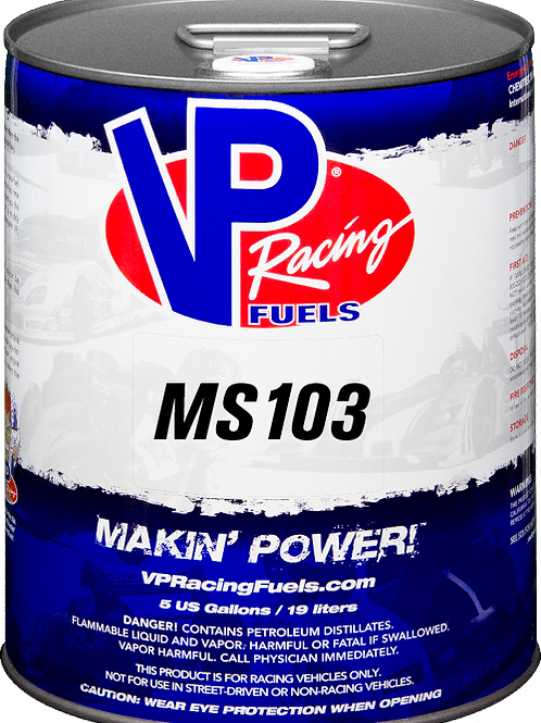 MS103 Racing Fuel - 5 gallon