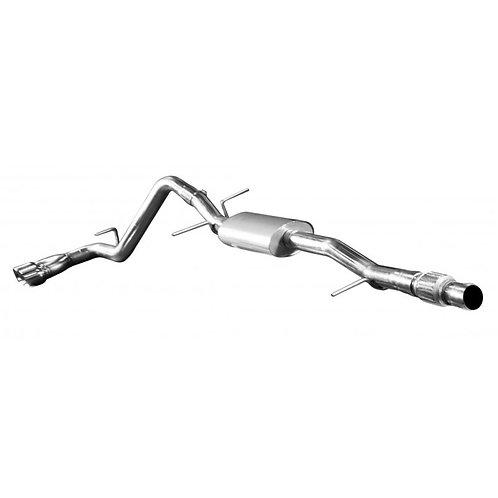 "kooks 2014-2015 GM 1500 SERIES EXTENDED CAB/CREW CAB TRUCK (5.3) X 3"" CAT BACK"
