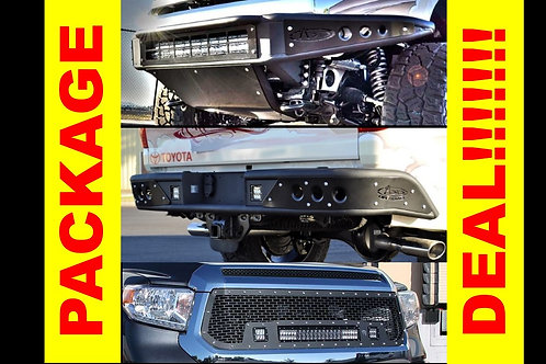 A.D.D Tundra Package Deal!