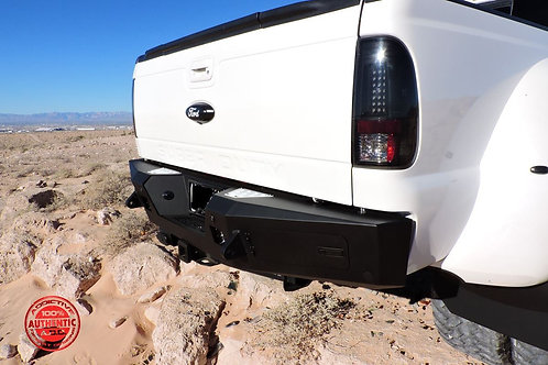 A.D.D Superduty Honey badger Rear bumper