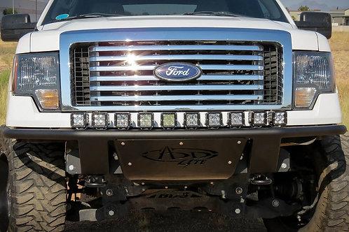 ADD Offroad F150 2009-2014 Lite front bumper w/o top hoop