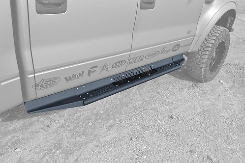 ADD Offroad FORD F-150 SERIES STEALTH FIGHTER SIDE STEPS (SUPERCREW)