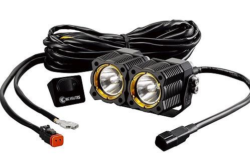 KC HiLiTES KC FLEX™ LED DUAL LIGHT SYSTEM
