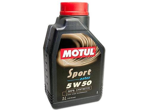 Motul 5W50 Sport 1Liter