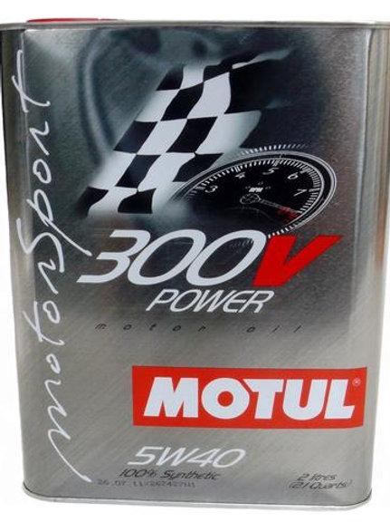 Motul 5w40 300V 2 Liter