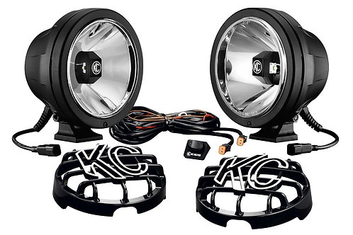 KC HiLiTES PRO-SPORT WITH GRAVITY® LED G6 PAIR PACK SYSTEM