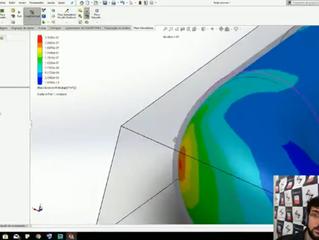 Por que o SOLIDWORKS Flow Simulation é a escolha certa para engenheiros de produtos?
