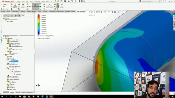 Webinar SOLIDWORKS Flow Simulation