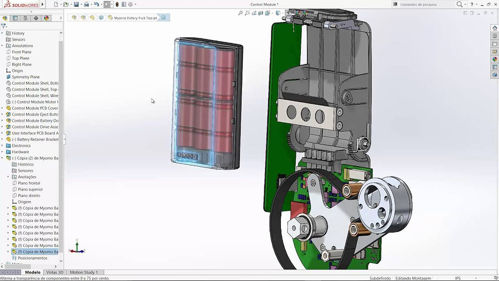 Reutilizar modelos - SOLIDWORKS CAD 3D