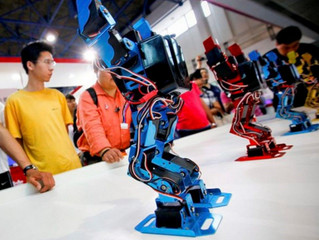 Série - Corrida Tecnológica da indústria 4.0 pelo mundo - China