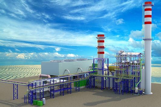 SolidPlant - Tubulações e Projetos Industriais
