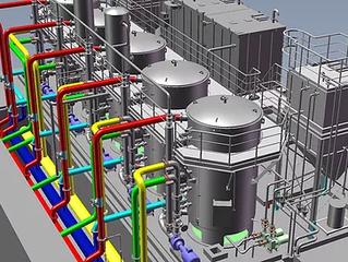 Como utilizar o SOLIDWORKS para o projeto de plantas industriais