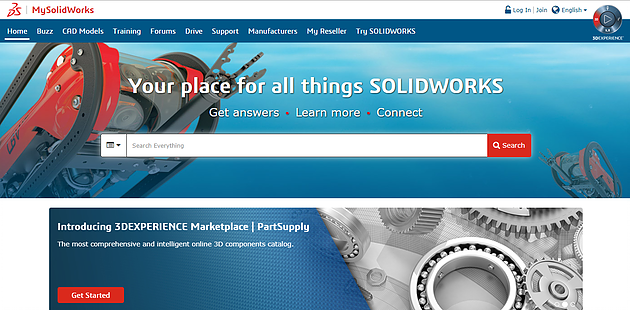 My SolidWorks - 4i Engenharia