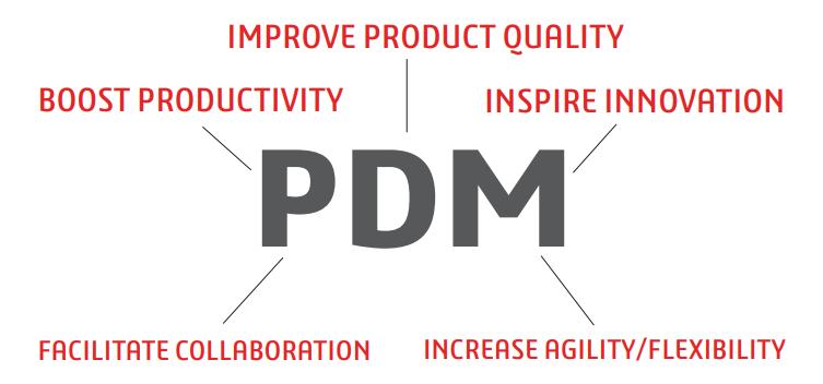 5 principais motivos PDM