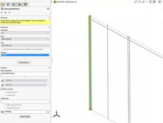 Economize tempo usando a ferramenta de Soldagem do SolidWorks (SOLIDWORKS WELDMENTS)!
