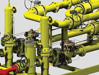 Como realizar projeto eficiente para a indústria de petróleo e gás