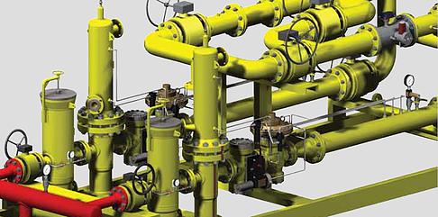 Projeto Indústria Petróleo e Gás