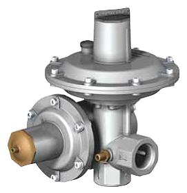 O SolidWorks permite que a TotalGaz projete geometrias complexas para reguladores de gás